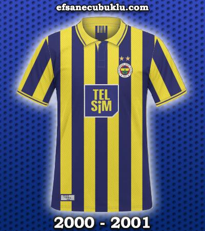 2000 - 2001 / 1