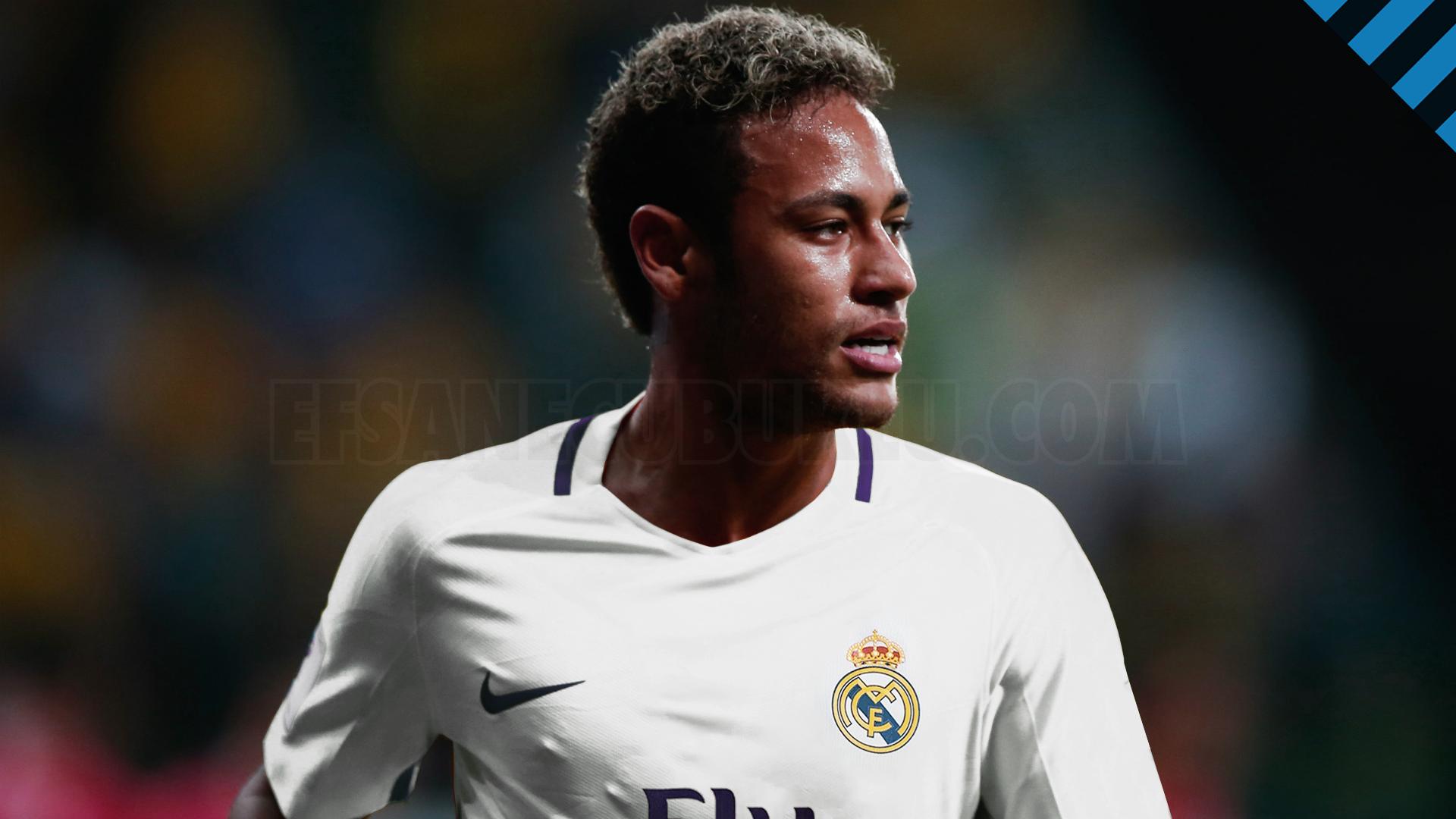 Neymar'ın Real Madrid'e transferine Nike müdahalesi